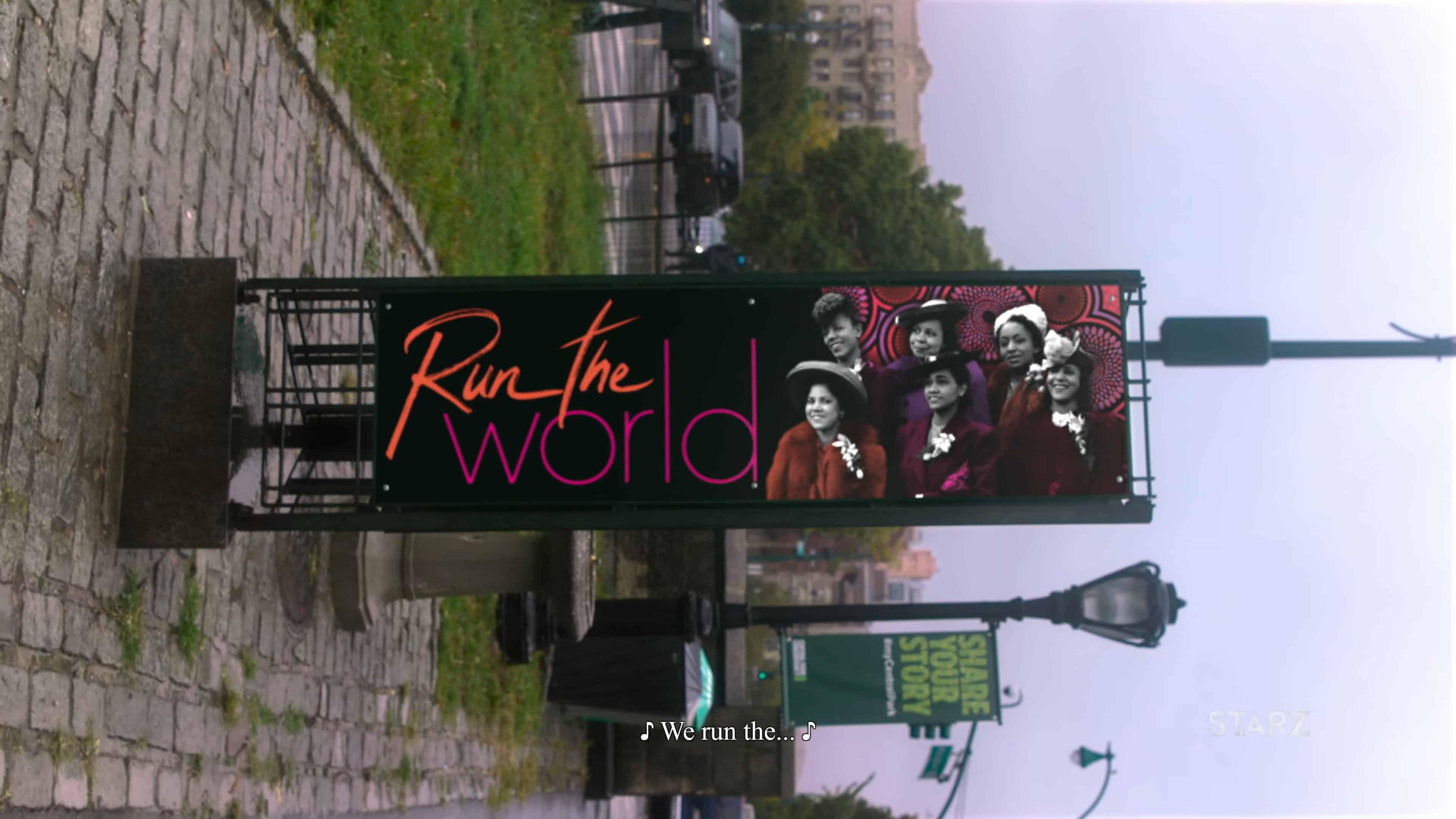 Title Card - Run The World Season 1 Episode 3