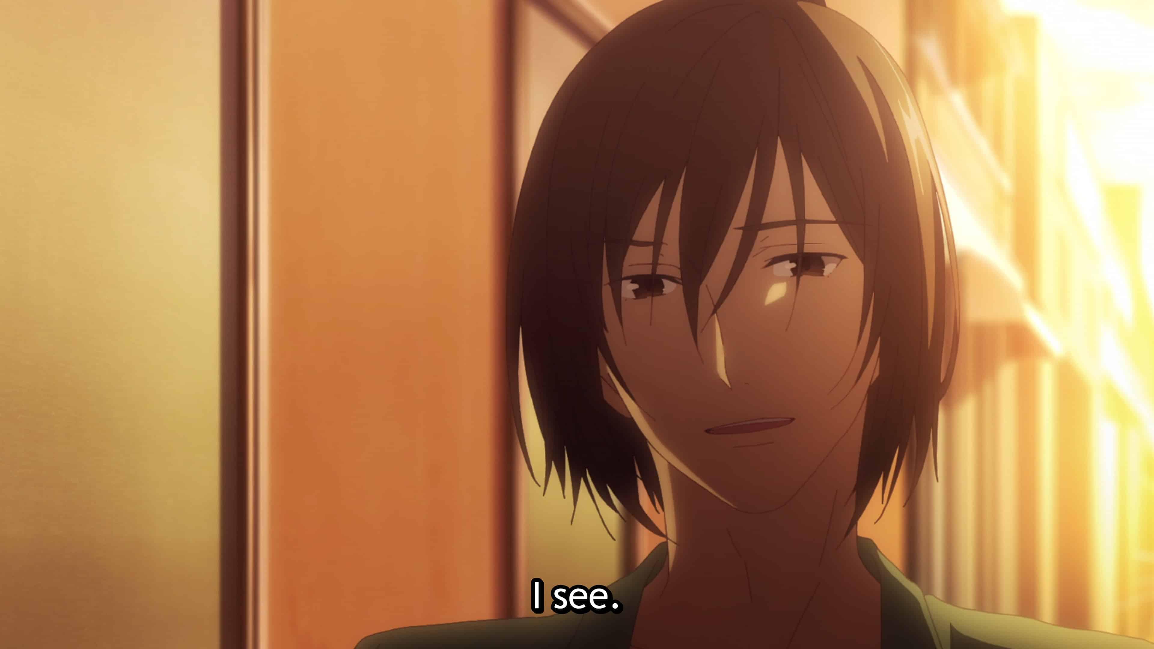 Yaguchi being a creep