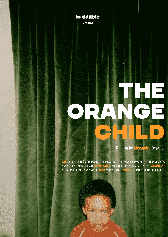 Movie Poster - The Orange Child