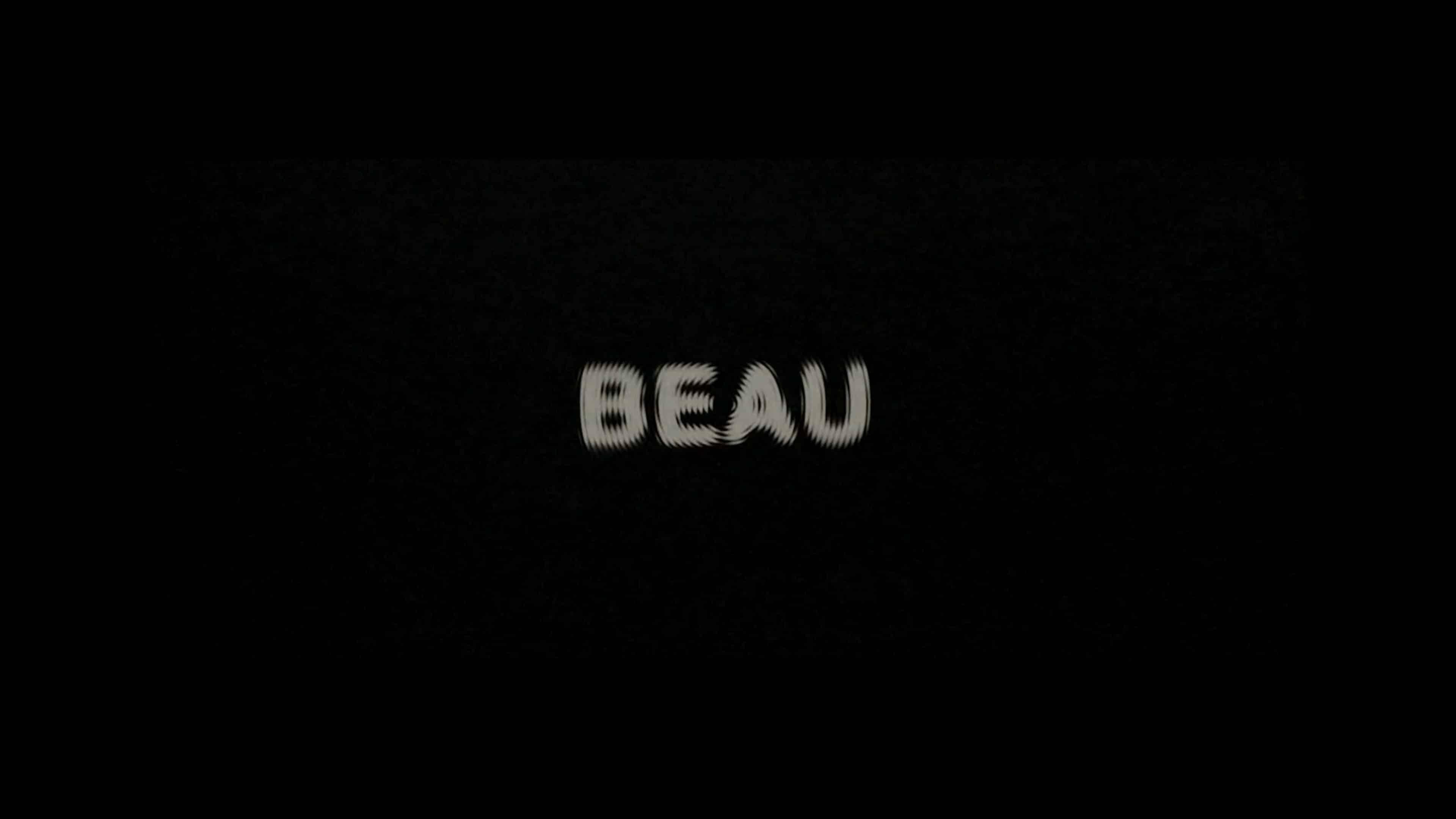 Title Card - Beau (2021)