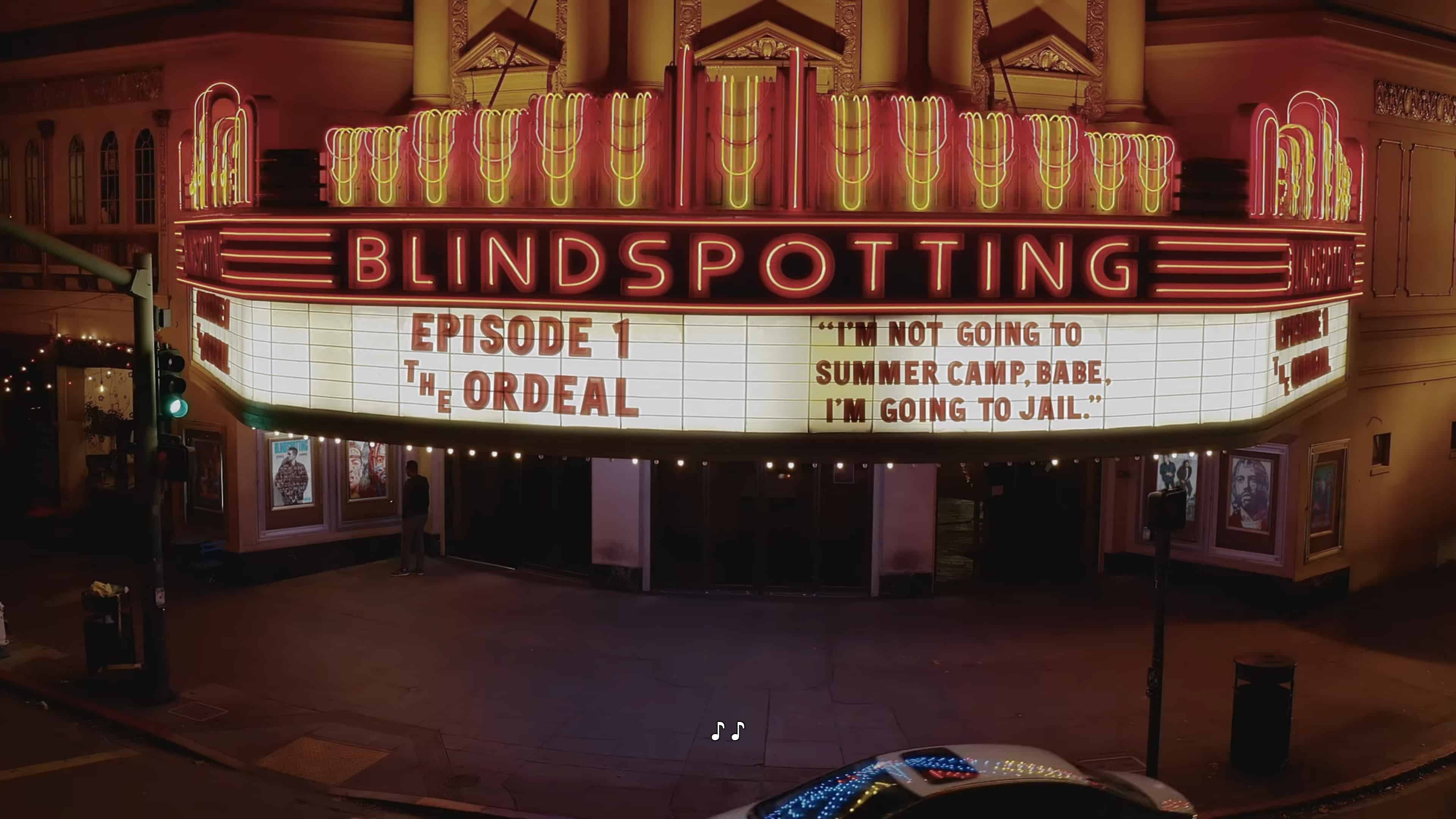 Title Card - Blindspotting Season 1 Episode 1 [Premiere]