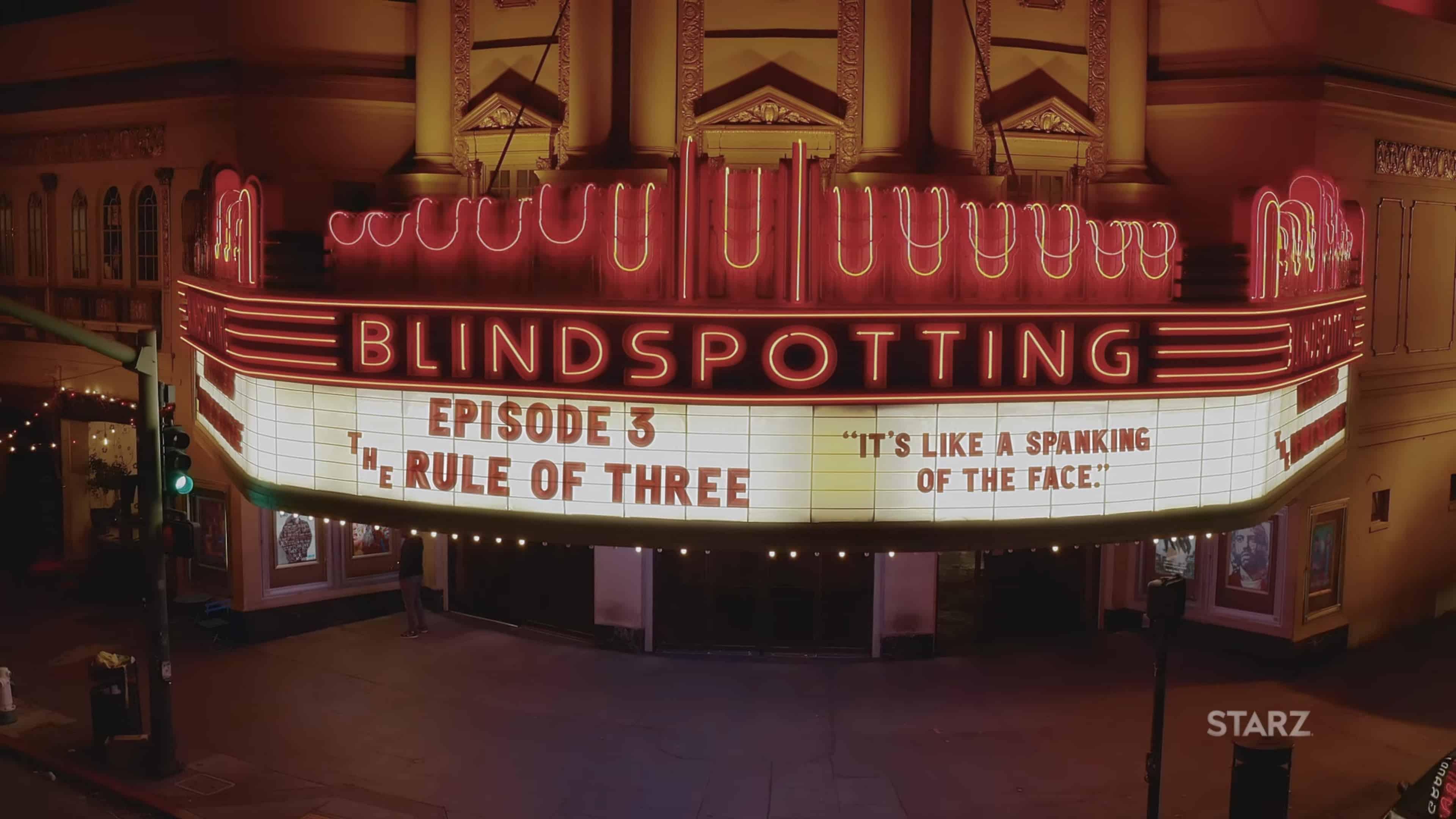 Title Card - Blindspotting Season 1 Episode 3
