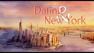 Title Card - Dating and New York (2021)