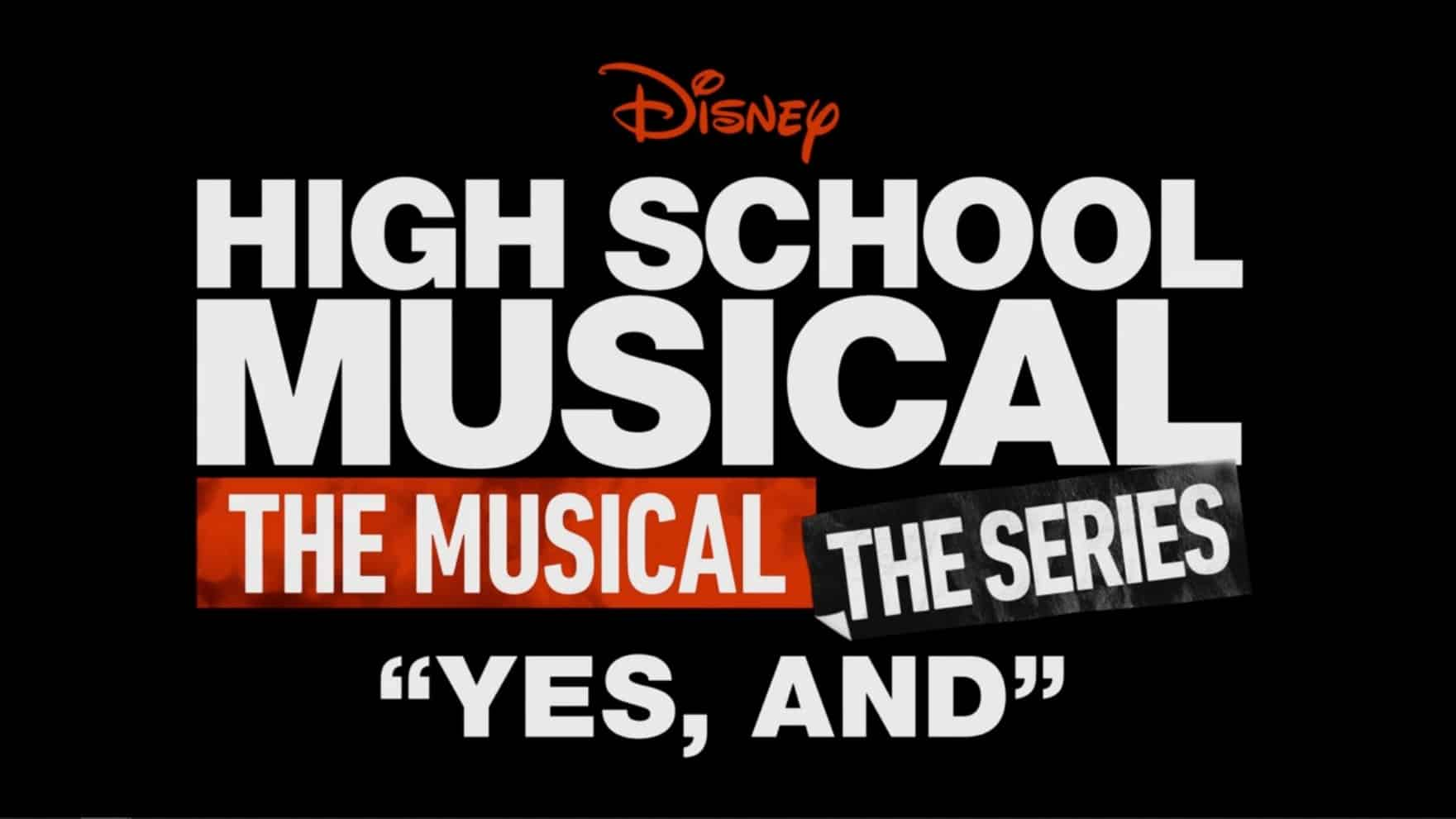 Title Card - High School Musical The Musical The Series Season 2, Episode 6