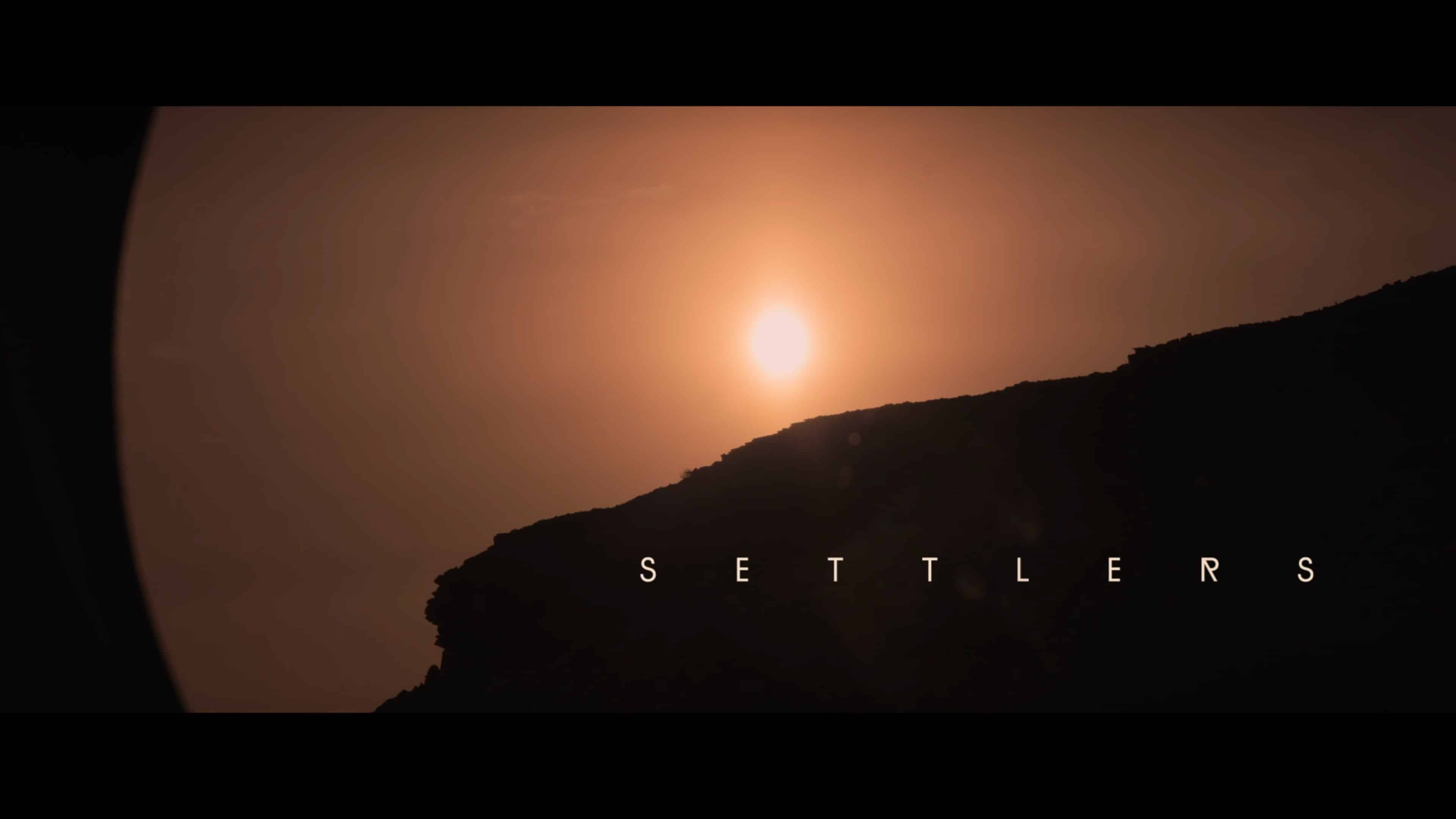 Title Card - Settlers (2021)