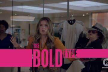 Title Card - The Bold Type Season 5 Episode 2