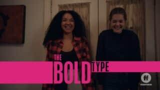 Title Card - The Bold Type Season 5 Episode 3
