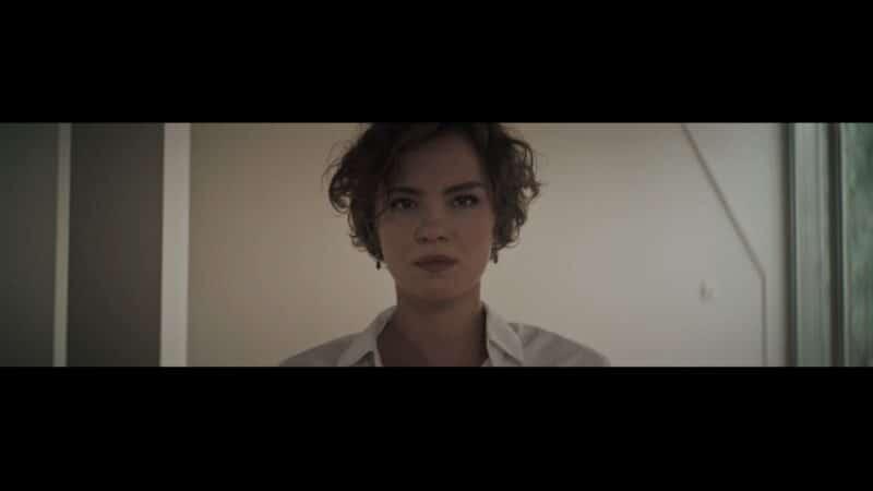 She (Elizabeth Ehrlich) looking at Joseph