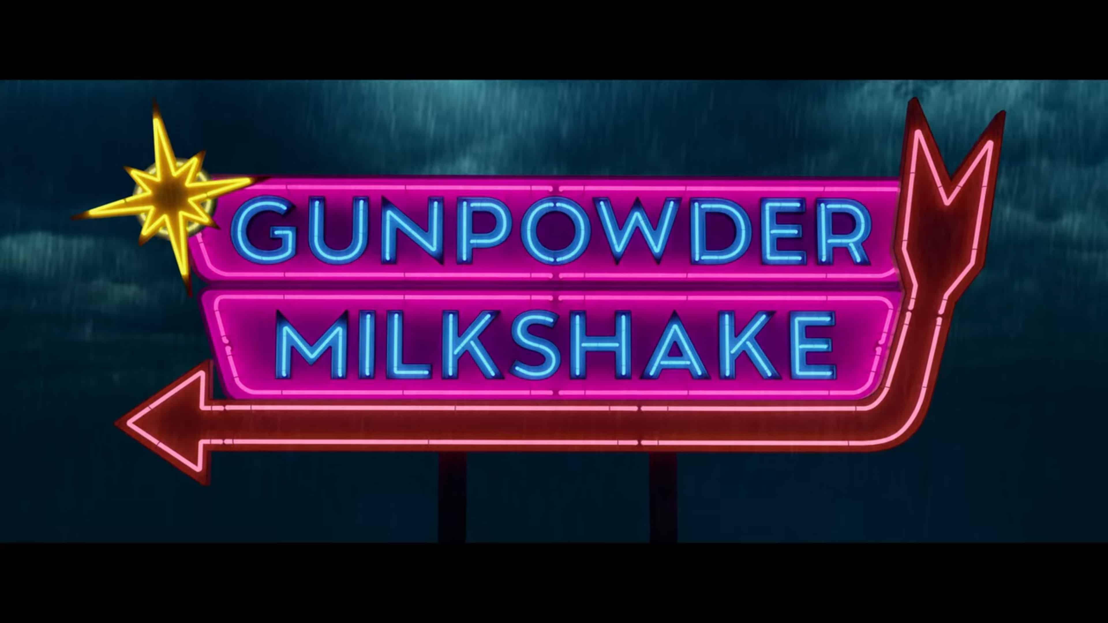 Title Card 1 - Gunpowder Milkshake (2021)