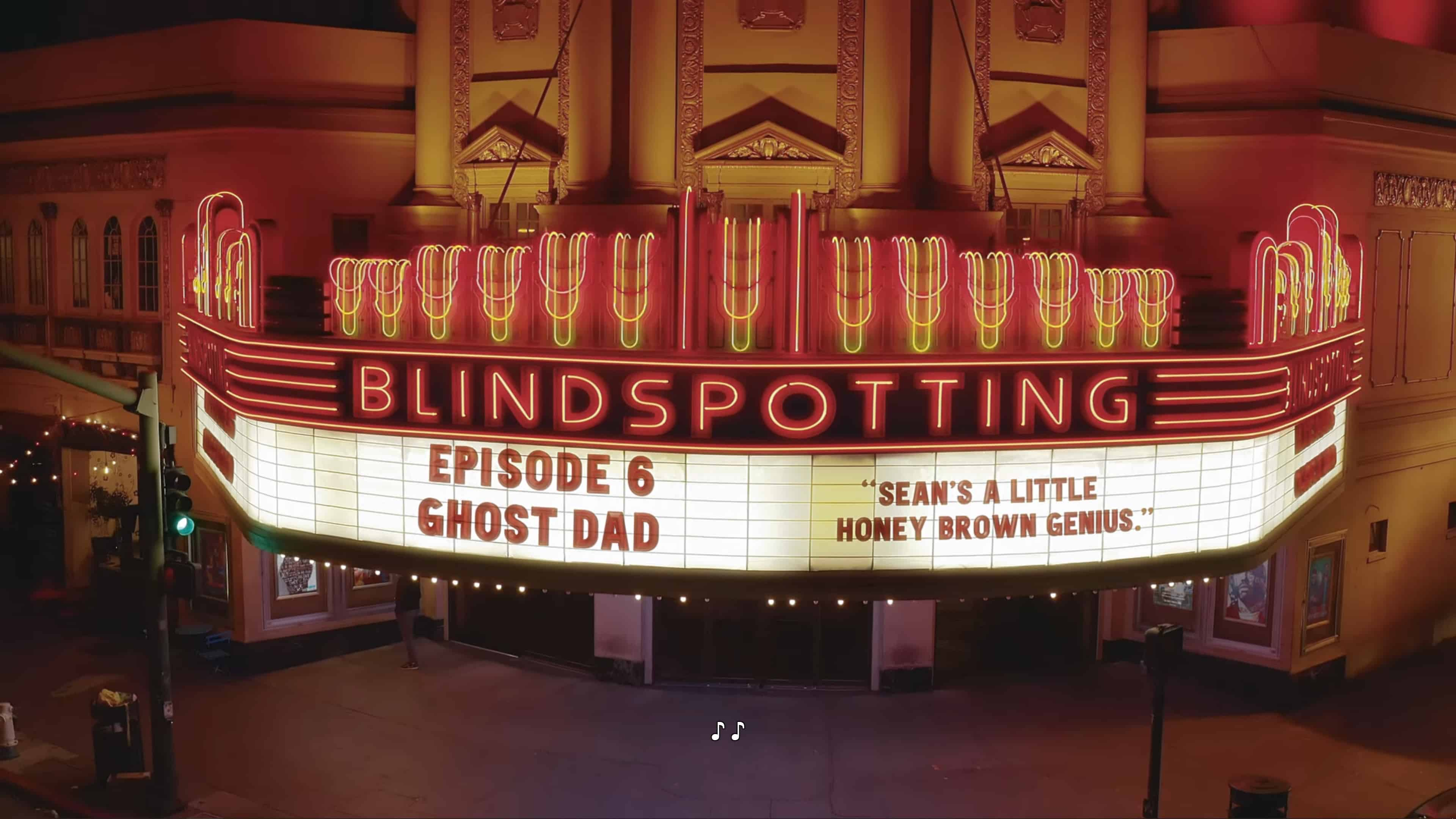 Title Card - Blindspotting Season 1 Episode 6
