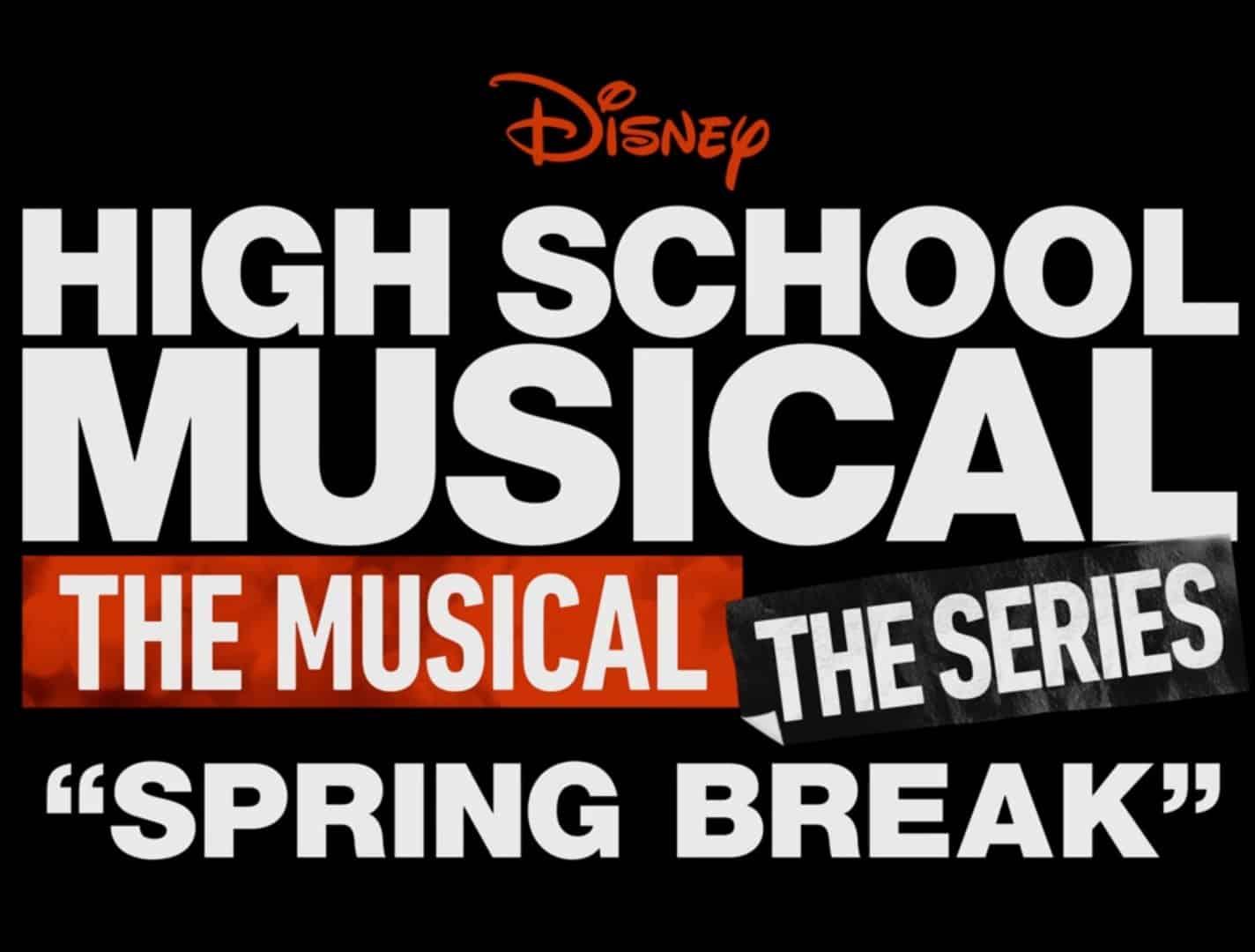 Title Card - High School Musical The Musical The Series Season 2 Episode 9
