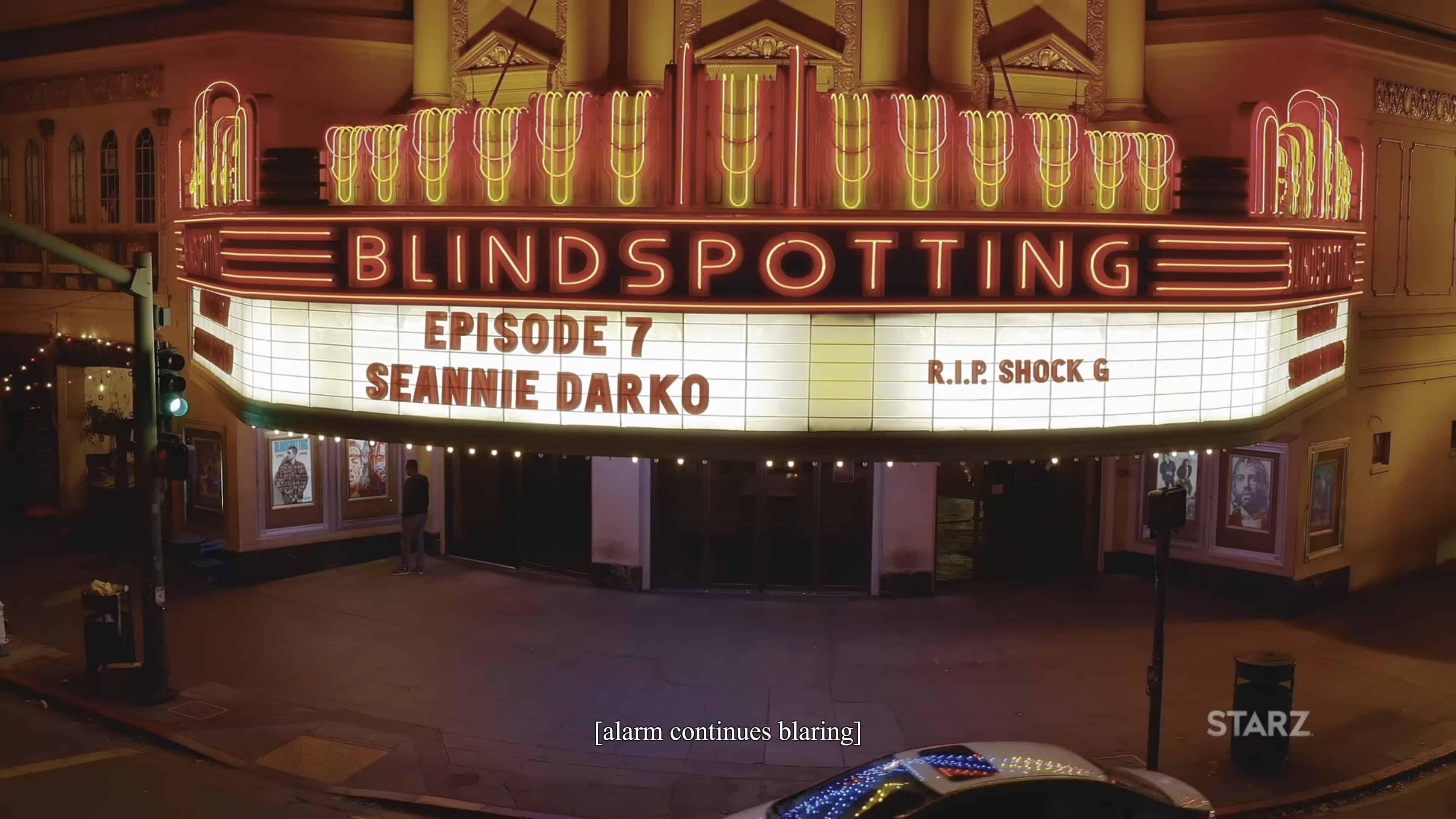 Title Card - Blindspotting Season 1 Episode 7