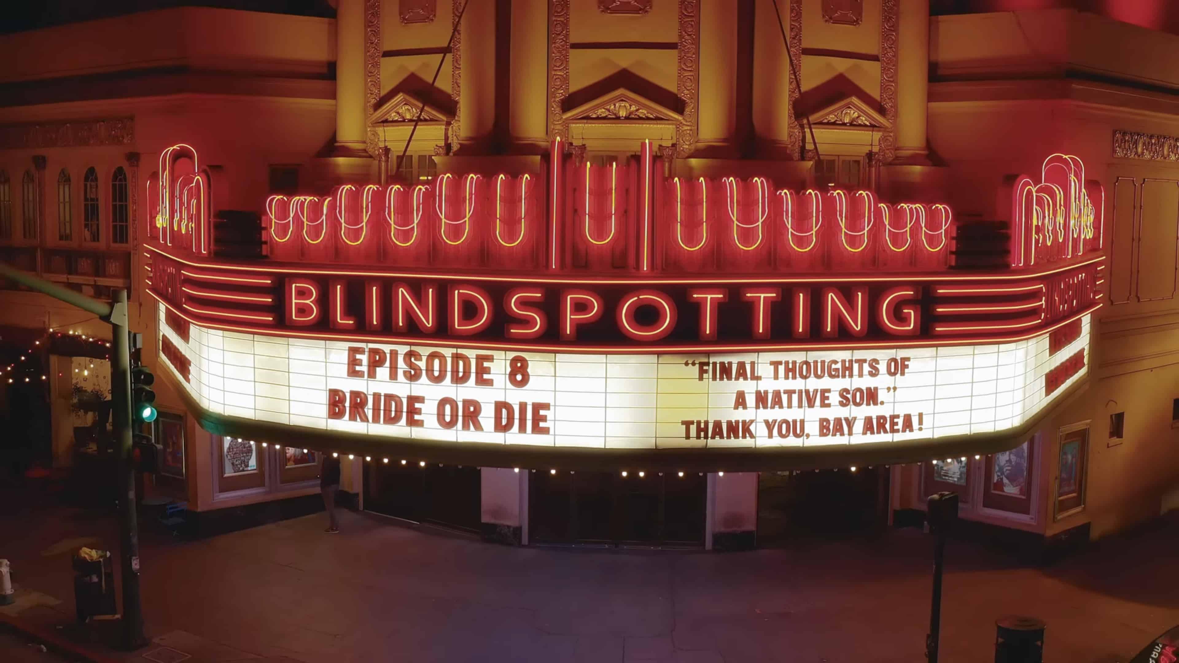 Title Card - Blindspotting Season 1 Episode 8 [Finale]