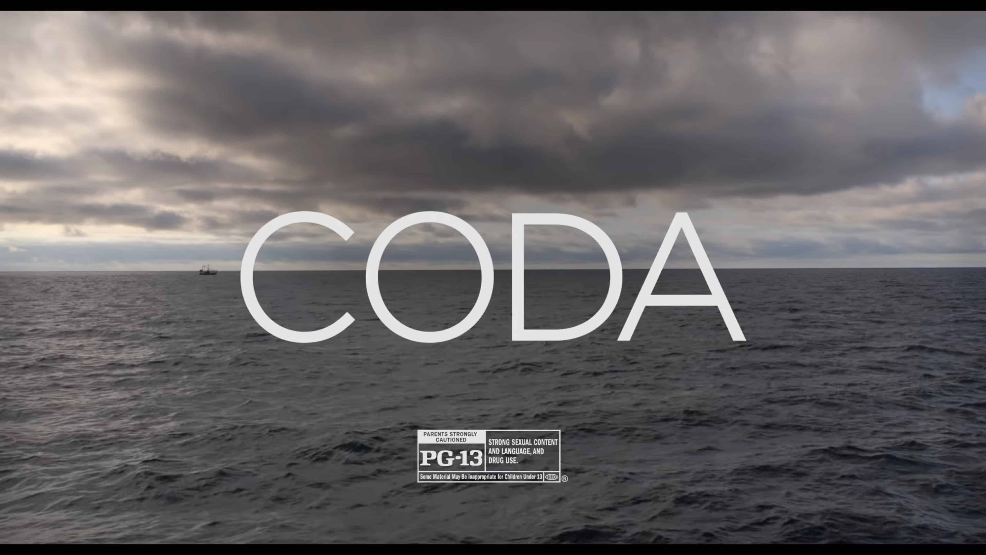 Title Card - Coda (2021)