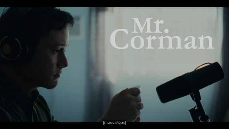 Title Card - Mr. Corman Season 1 Episode 3
