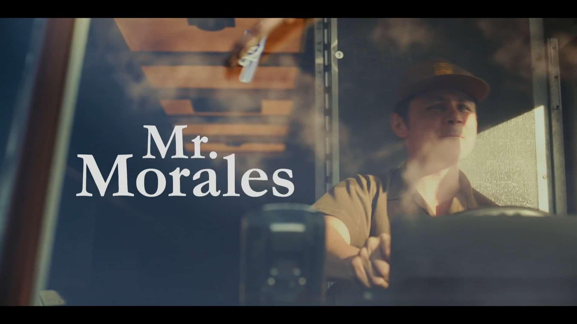 Title Card - Mr. Corman Season 1 Episode 4 Mr. Morales