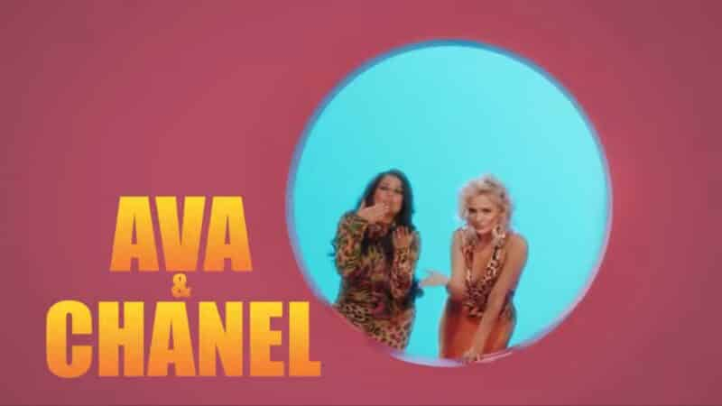 Ava and Chanel's introduction