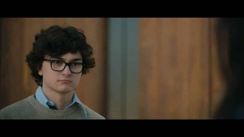 Cy (Jared Gilman) talking to Kat