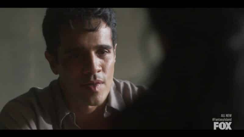 Martino (Ektor Rivera) in prison