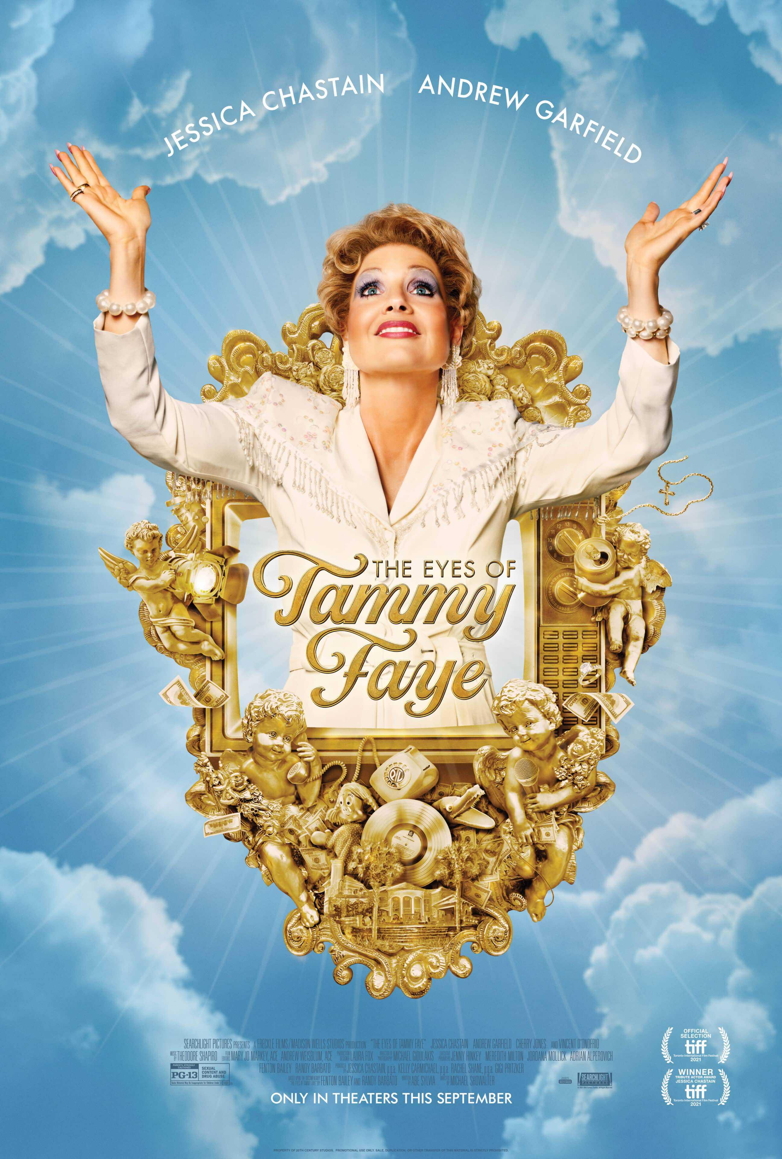 Movie Poster - The Eyes of Tammy Daye