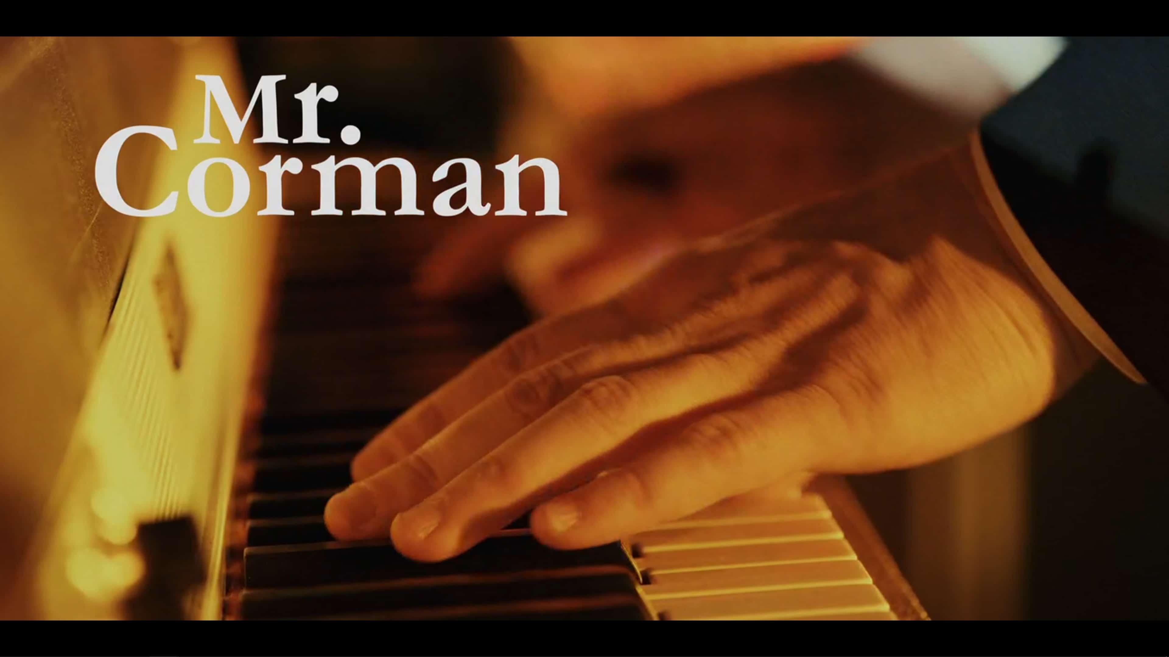 "Title Card - Mr. Corman Season 1 Episode 7 ""Many Worlds"""