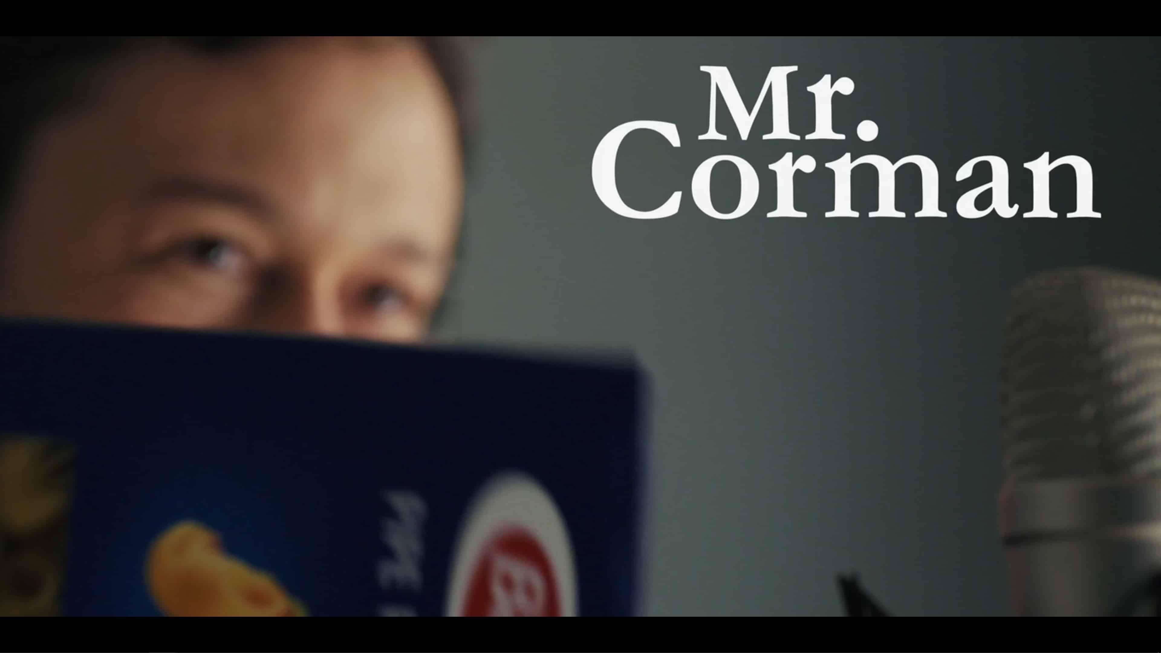 Title Card - Mr. Corman Season 1 Episode 9 Mr. Corman