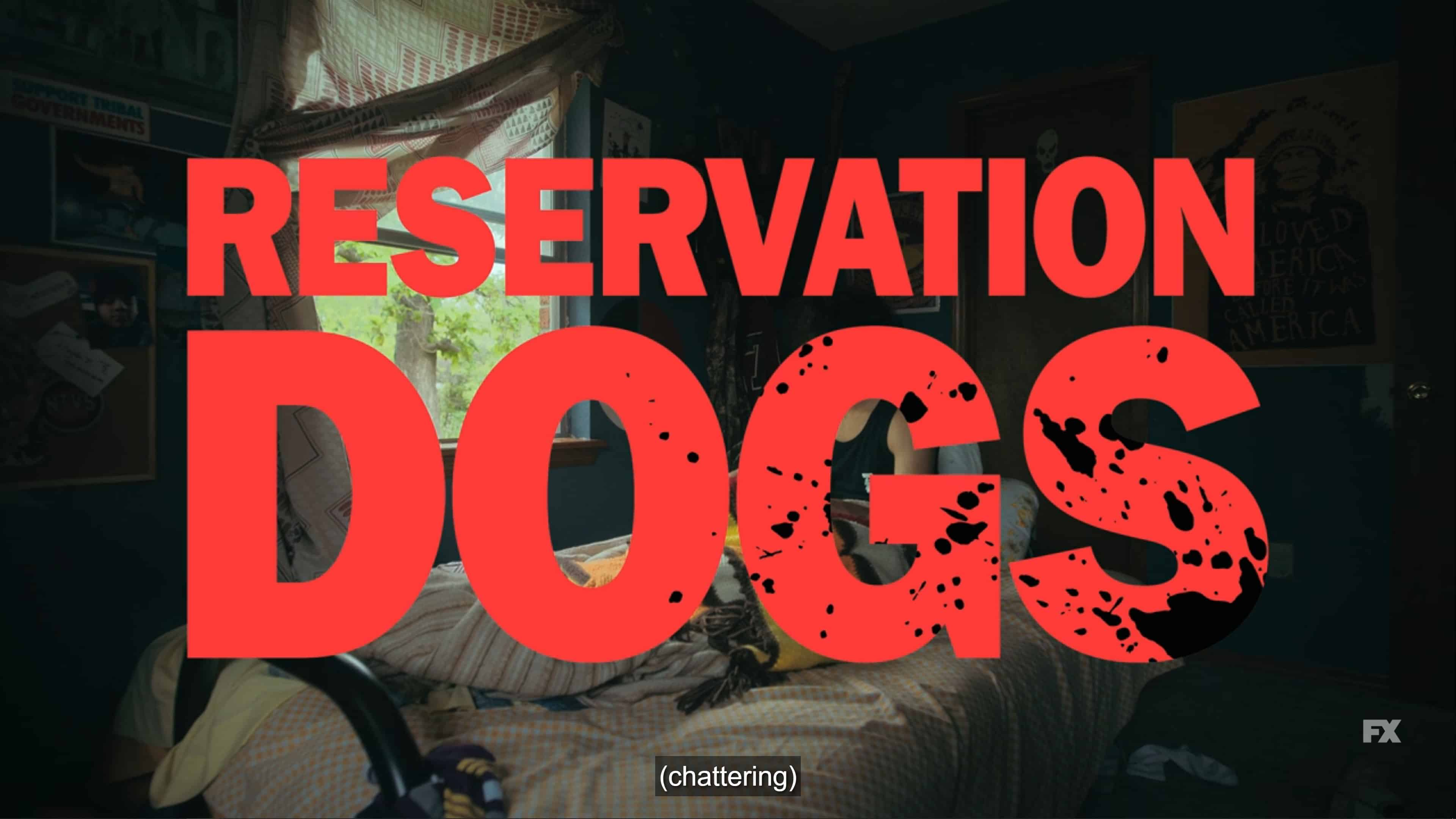 Title Card Reservation Dogs Season 1 Episode 8 Satvrday Finale