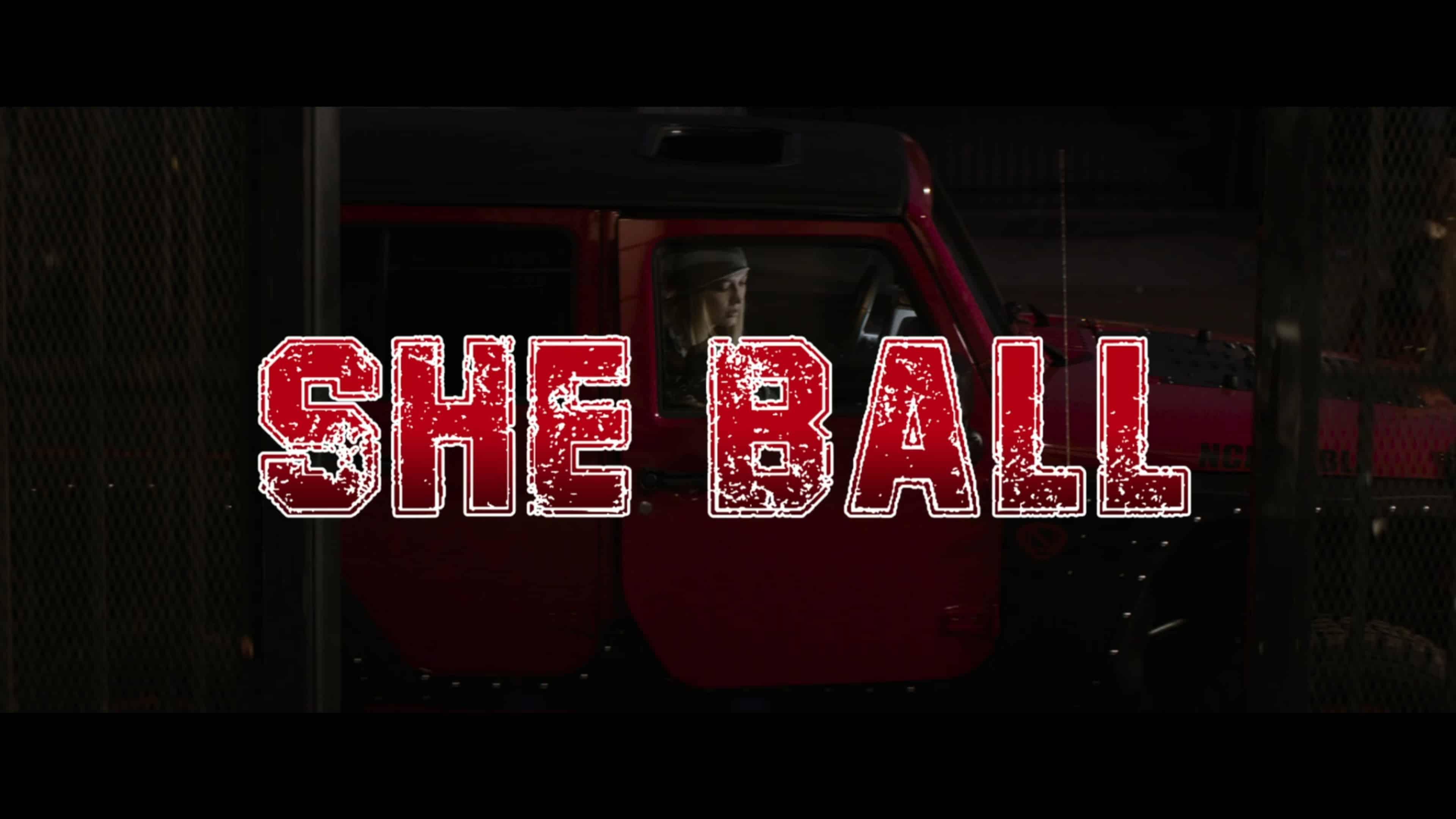 Title Card - She Ball (2020)