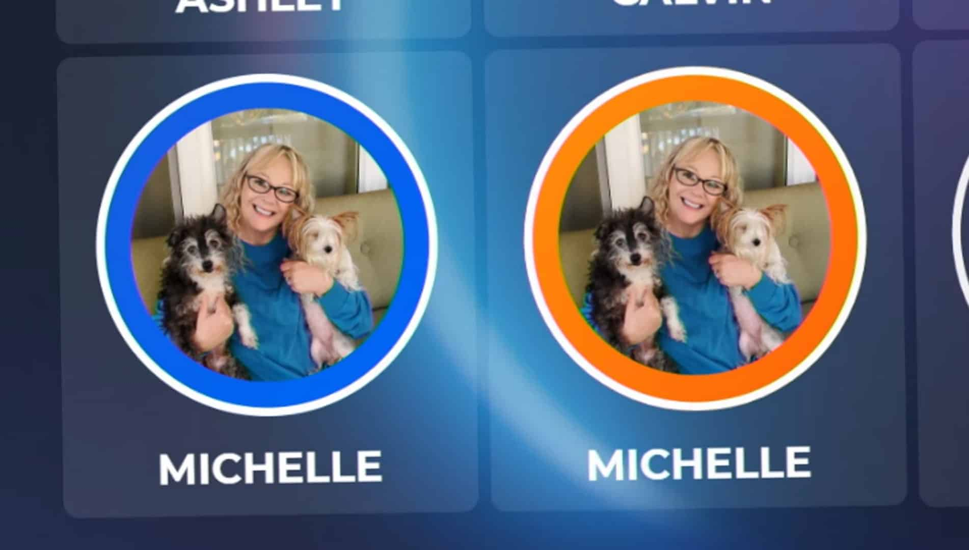 A case of two Michelles